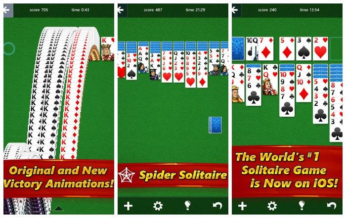 لعبة سوليتير الجديدة Solitaire Collection