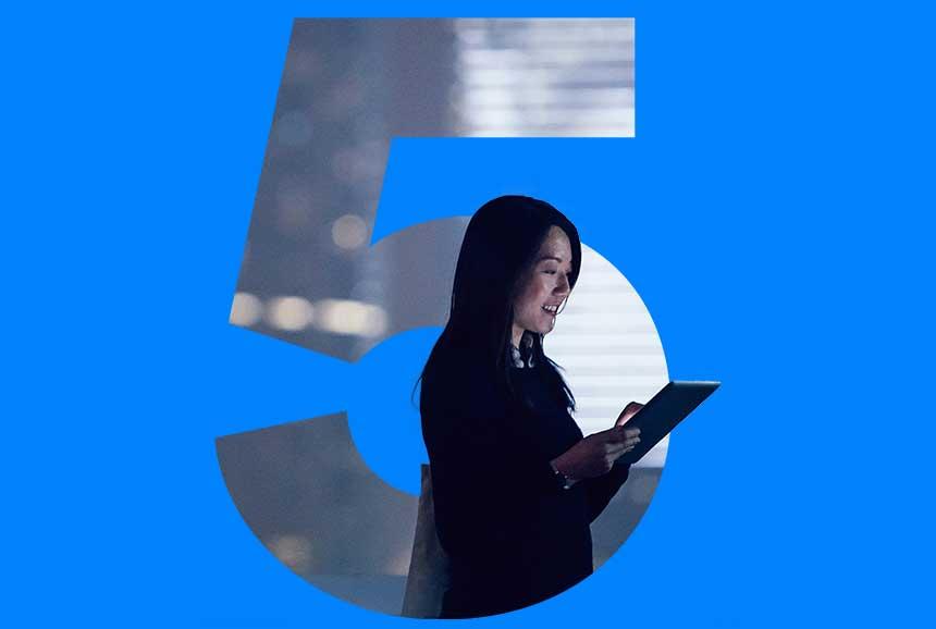 Bluetooth 5 يوفر اتصال لاسلكي أسرع بمدى أكبر