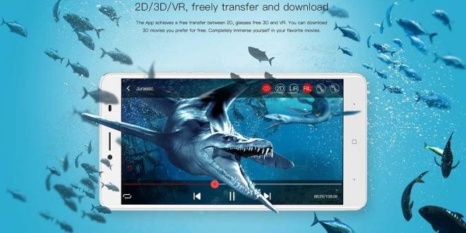 تتيح شاشة Doogee Y6 Max 3D تجربة فريدة في مشاهدة المحتوى 3D
