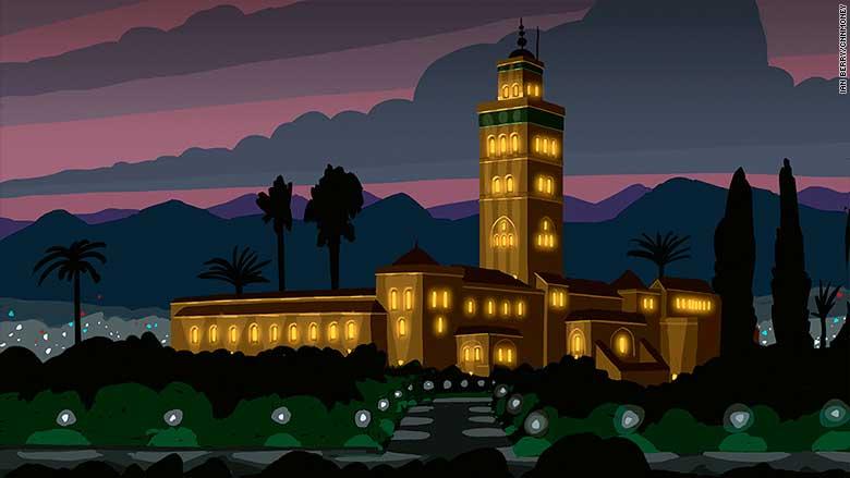 المغرب تحول 15 الف مسجد إلى مساجد خضراء