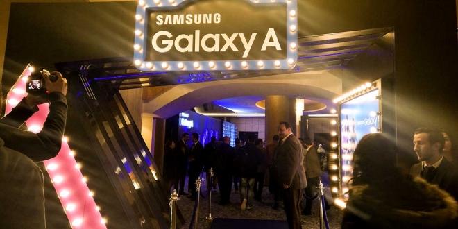 سامسونج تطلق رسميا سلسلة هواتف جالاكسي A 2017 في مصر