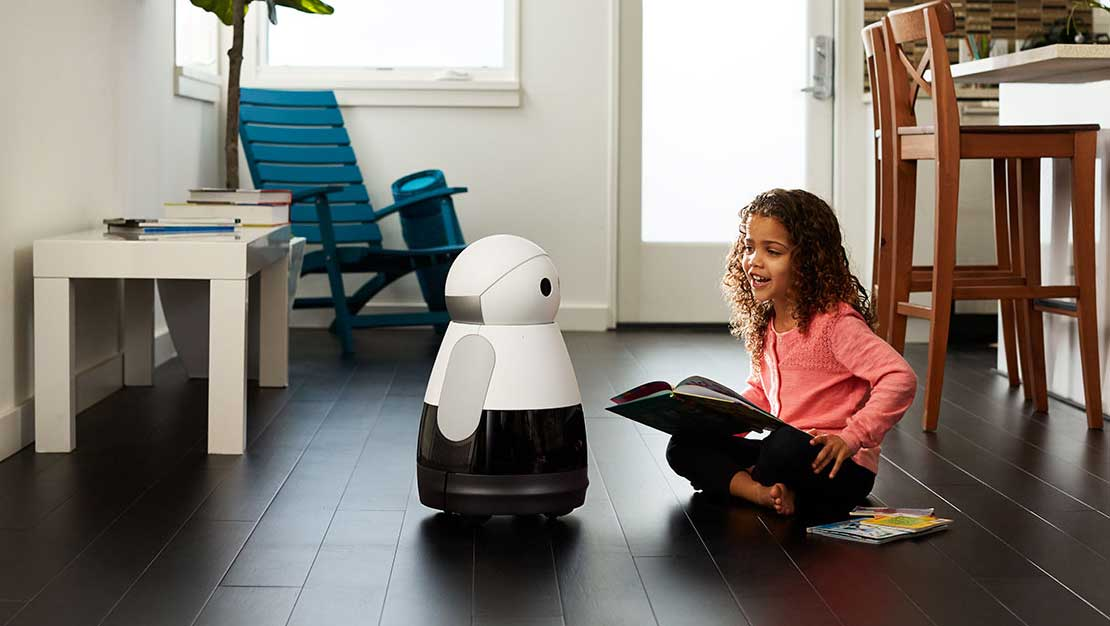 Kuri: روبوت يريد أن يكون فردا من أفراد العائلة
