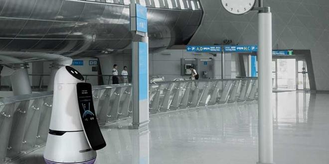 LG Hub: روبوتات ذكية من إل جي تساعد في الأعمال المنزلية