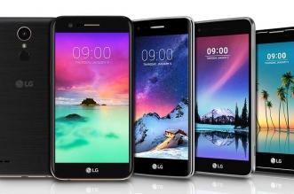 LG K 2017: مواصفات ومميزات وسعر سلسلة الهواتف الجديدة