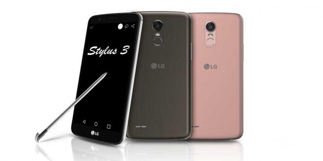 LG Stylus 3 إل جي ستايلوس 3: المواصفات والمميزات والسعر
