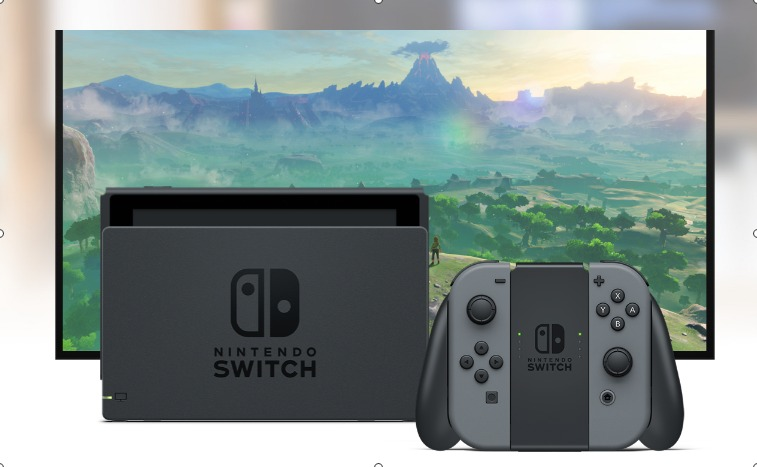 يوفر Nintendo Switch ثلاثة أوضاع للاعبين