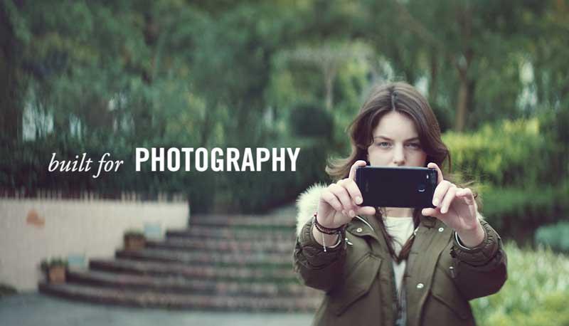 ZenFone 3 Zoom مصمم خصيصا لمحبي التصوير