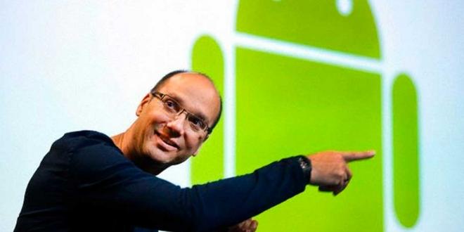مؤسس أندرويد يعمل على إطلاق هاتف ذكي ينافس آيفون وجوجل بكسل