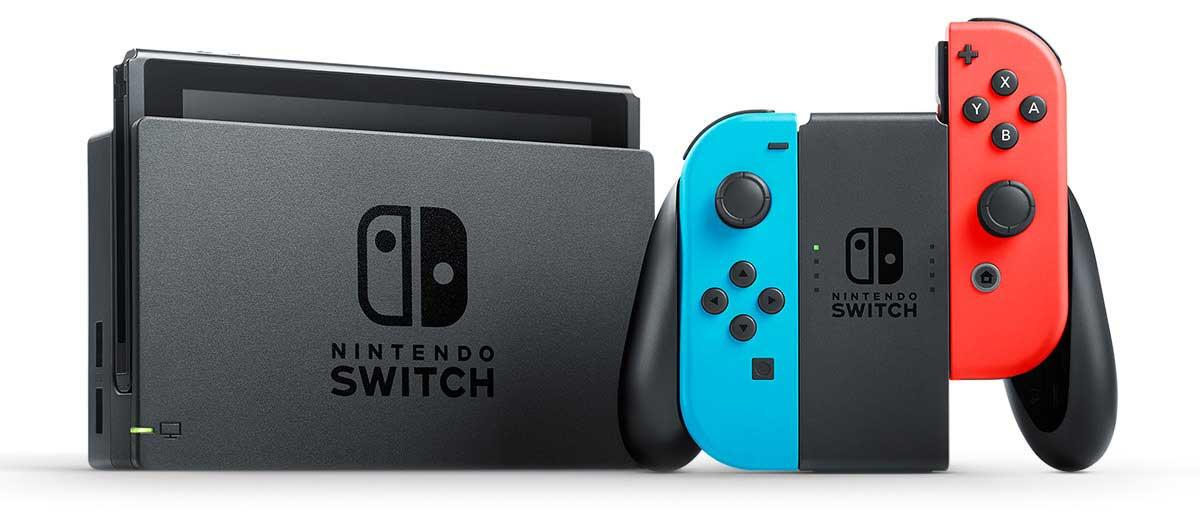 مميزات وحدة تحكم Nintendo Switch