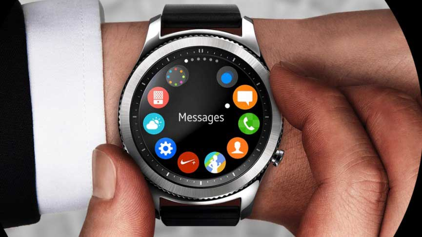 3b211f522 أعلنت شركة سامسونج رسميا عن دعم ساعات اليد الذكية الخاصة بها بالإضافة  لأسورة اللياقة البدنية نظام التشغيل iOS، وأصبحت جير اس 3 وجير اس 2 بالإضافة  إلى جير ...