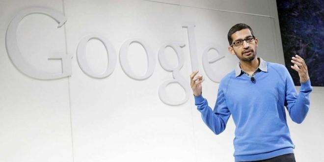 رئيس جوجل يطلب من موظفيه العودة إلى الولايات المتحدة لتفادي قرارات ترامب