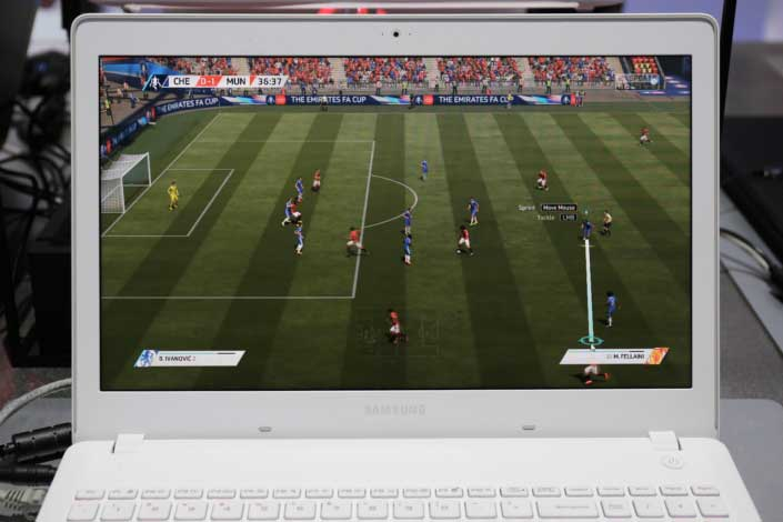 Odyssey: نوت بوك جديد من سامسونج لمحبي الألعاب