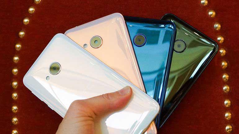 الوان HTC U Play