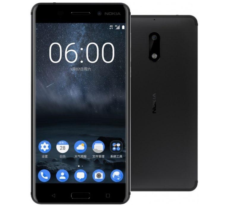 يعمل Nokia 6 بنظام التشغيل أندرويد 7.0 نوجا