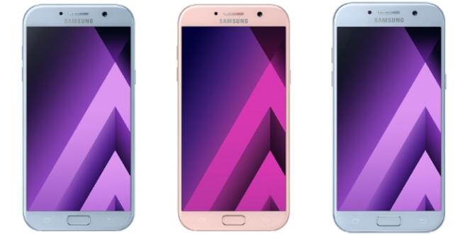 Galaxy A 2017: مواصفات ومميزات وسعر جالاكسي A7 وA5 وA3
