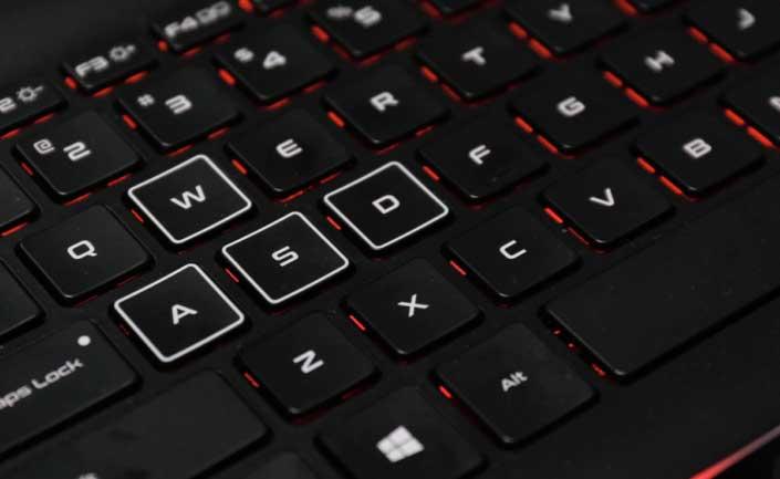samsung odyssey keyboard