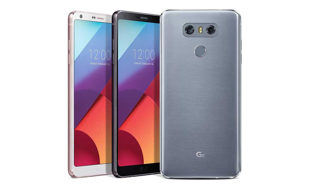 تصميم LG G6