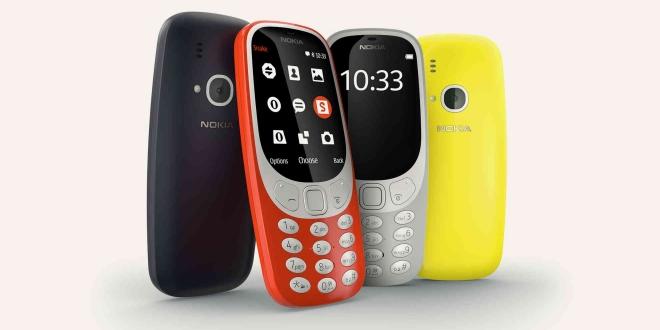 Nokia 3310 نوكيا 3310 الجديد: المواصفات والمميزات والسعر