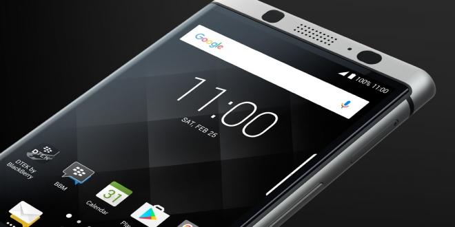 BlackBerry KEYone : المواصفات والمميزات والسعر