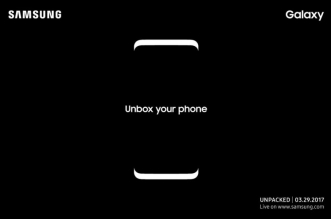 سامسونج تعلن موعد الكشف عن جالاكسي S8