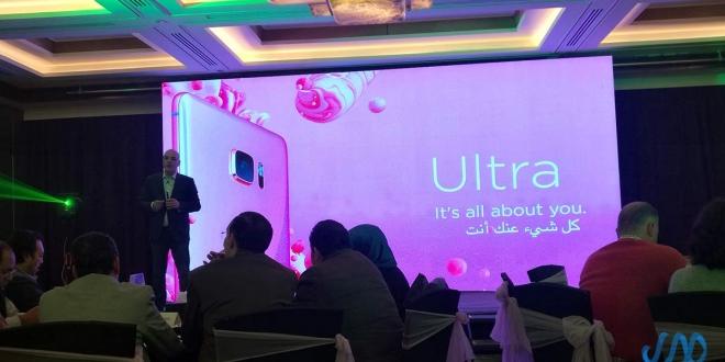 اتش تي سي تطلق هاتفيها الذكيين U Ultra وU Play في مصر