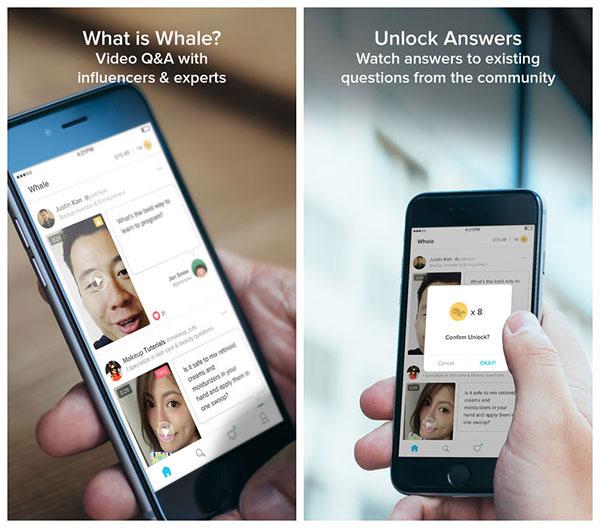 اطرح سؤالك نصيا واحصل على الإجابة بالفيديو عبر تطبيق Whale