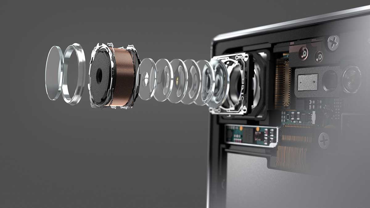 كاميرا XZ Premium يمكنها تصوير مقاطع فيديو بالحركة البطيئة جدا