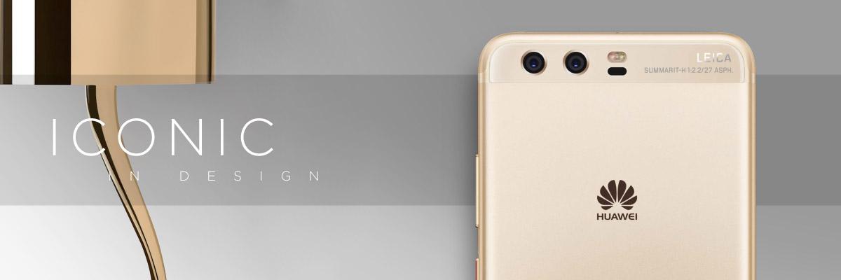 تصميم Huawei P10 Plus