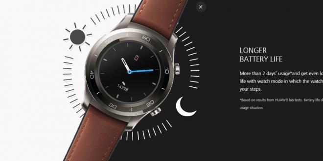 Huawei Watch 2 هواوي ووتش 2: مواصفات ومميزات وسعر الساعة