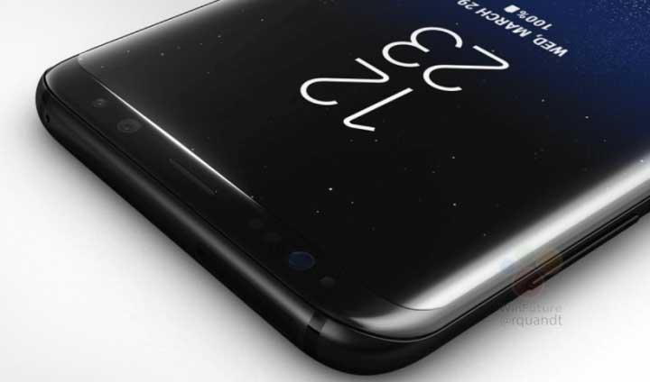 يحمل Galaxy S8 ميزة فريدة وهي دعم التحقق من الهوية عبر العوامل الحيوية