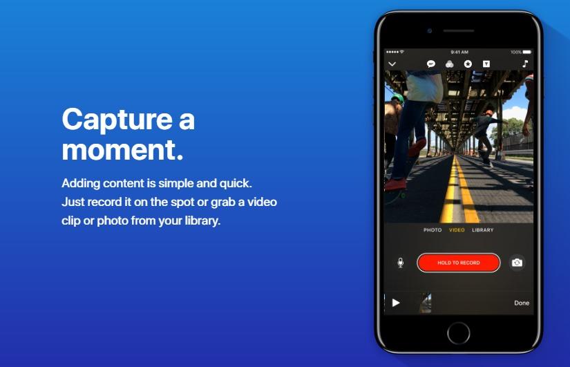 Clips: تطبيق جديد من آبل لإنشاء مقاطع الفيديو باحترافية وسهولة