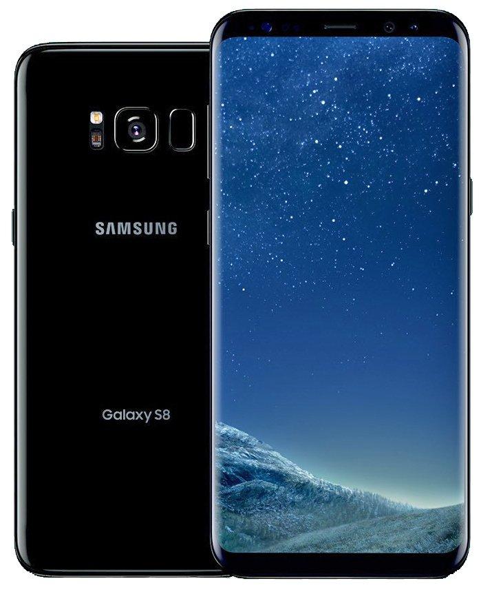 يحمل Galaxy S8 جالاكسي اس 8 تصميما أفضل مقارنة مع الإصدار السابق من الهاتف
