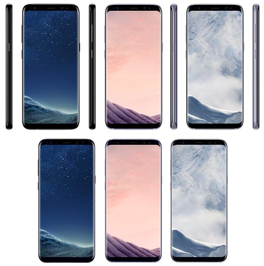 الوان Galaxy s8