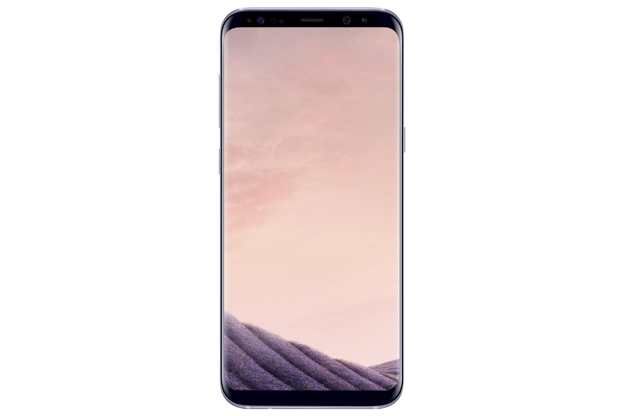 يحمل Galaxy S8 Plus تصميما فريدا