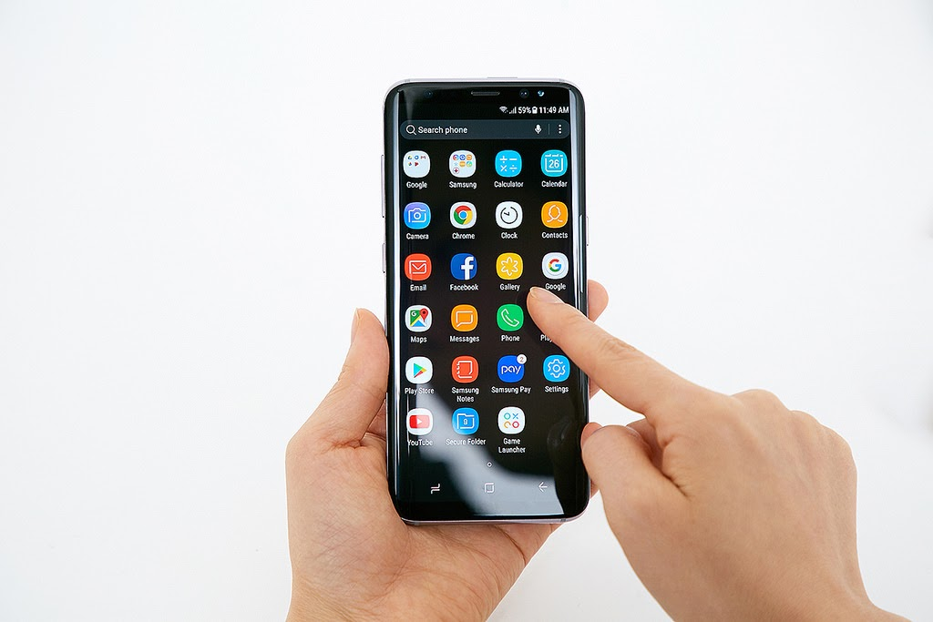 مواصفات جالاكسي اس 8 بلس Galaxy S8 Plus
