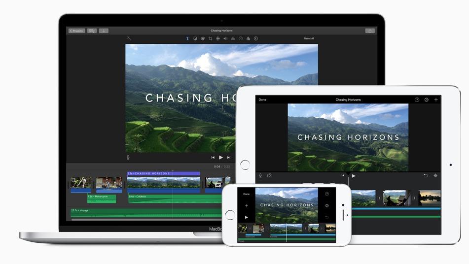 iWorks وiMovie وGaragband مجانا لجميع المستخدمين