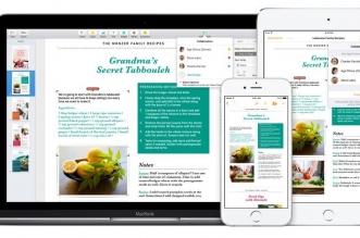 آبل توفر تطبيقات iWorks وiMovie وGaragband مجانا لجميع المستخدمين