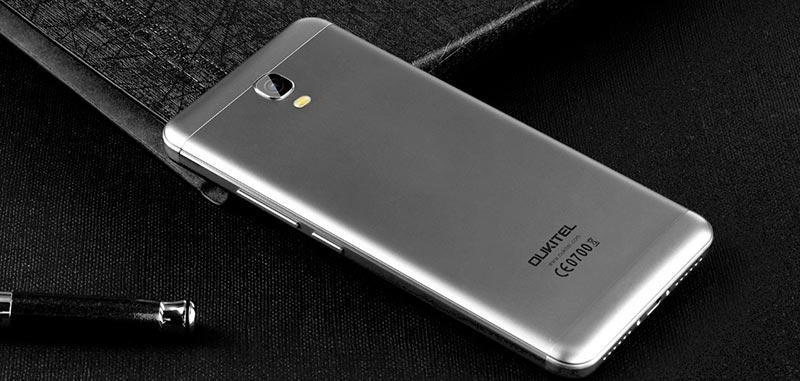 Oukitel K6000 Plus يحمل تصميم كامل من المعدن