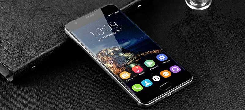 يحمل Oukitel K6000 Plus شاشة قياسها 5.5 بوصة