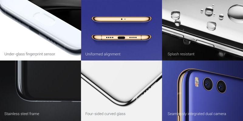 تصميم Xiaomi Mi 6 شاومي مي 6