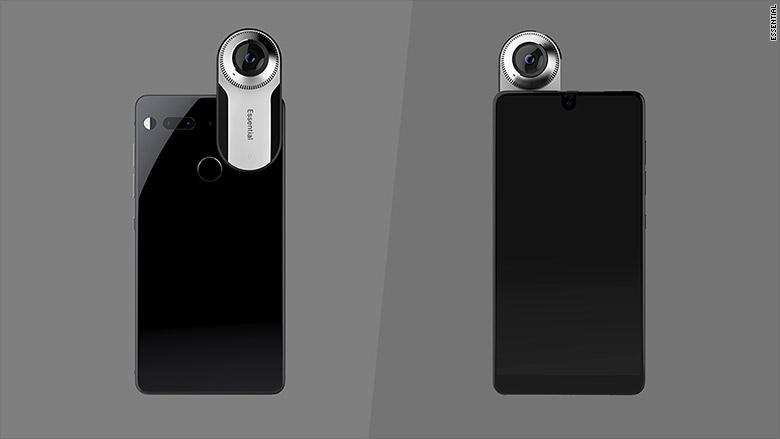 كاميرا 360 درجة يمكن تركيبها على الهاتف