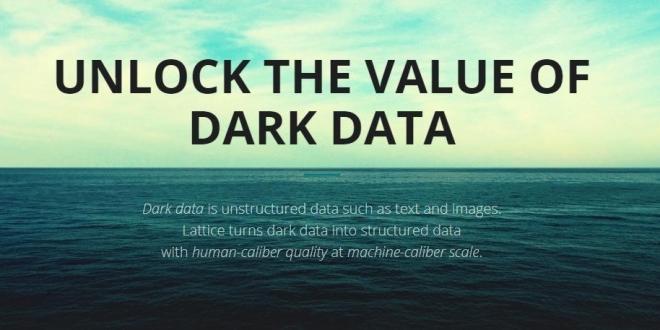 """آبل تستحوذ على شركة Lattice المتخصصة في الـ """"Dark Data"""""""