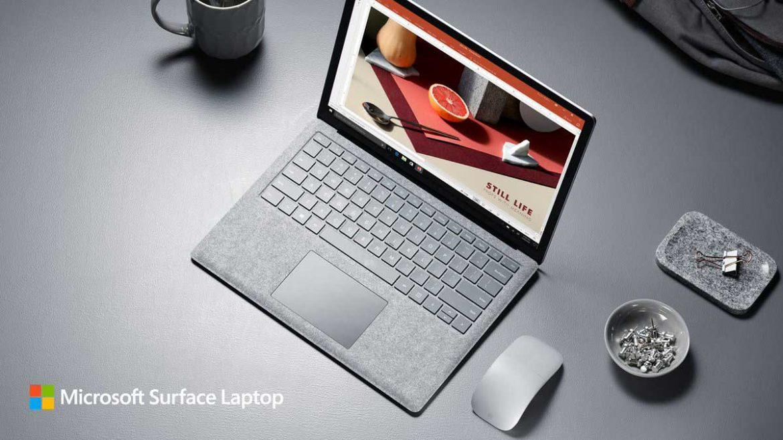 Surface Laptop سيرفس لابتوب: المواصفات والمميزات والسعر