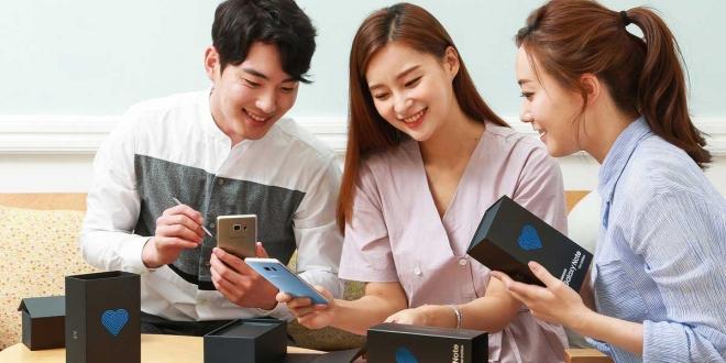 Galaxy Note Fan Edition: مواصفات وسعر جالاكسي نوت 7 الجديد