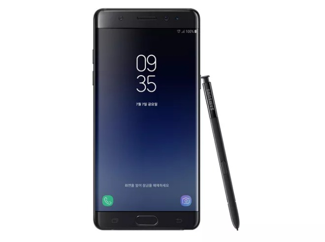 Samsung's Galaxy Note Fan Edition
