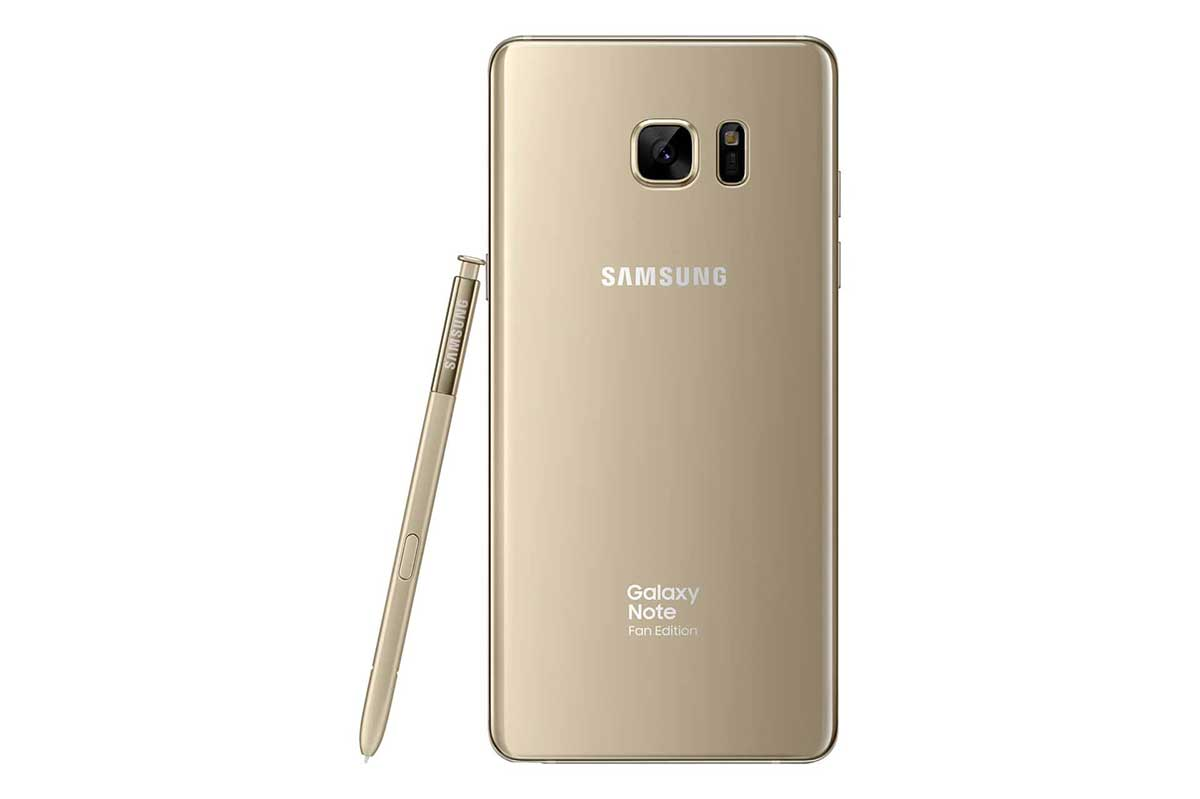 مواصفات Galaxy Note Fan Edition