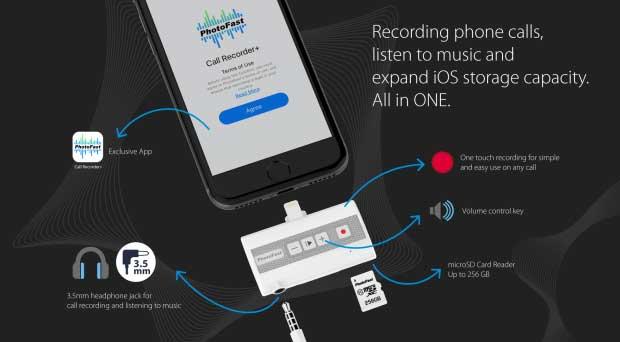 أداة جديدة باسم Call Recorder