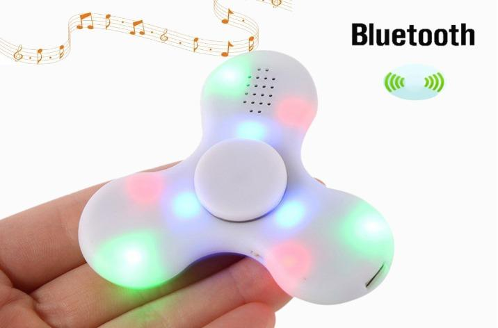 -ECUBEE Bluetooth Hand Spinner