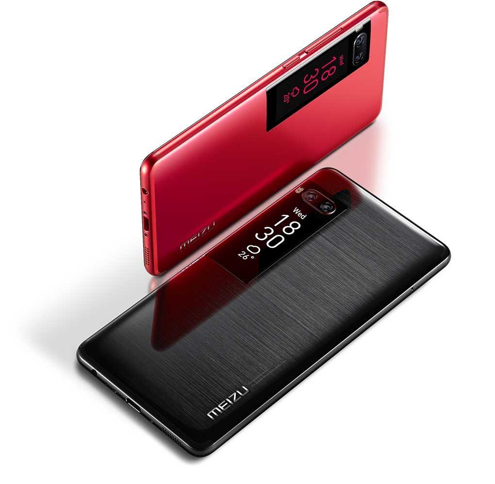 Meizu Pro 7 وPro 7 Plus: مواصفات وسعر الهاتف الذي يحمل شاشتين
