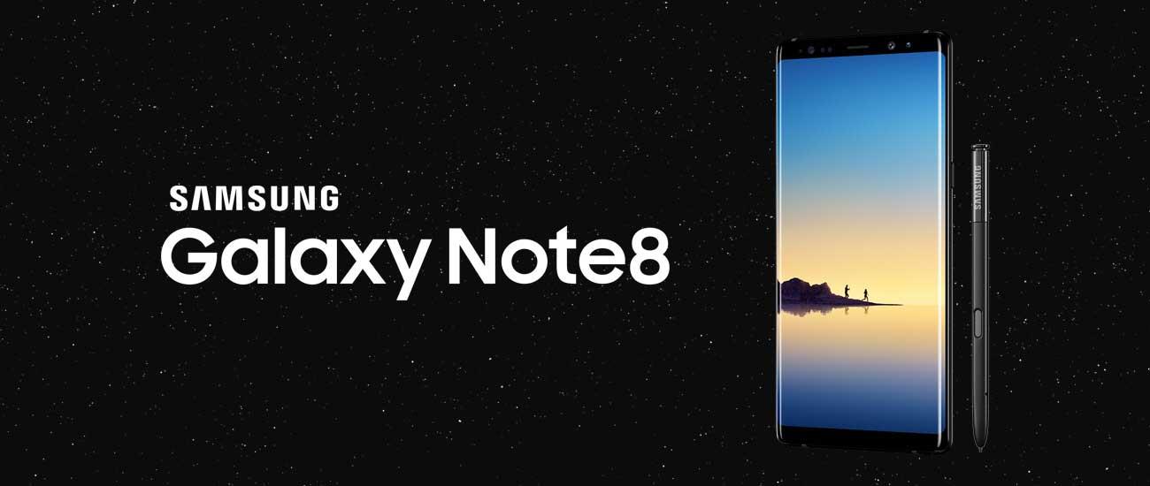 Galaxy Note8 جالاكسي نوت 8